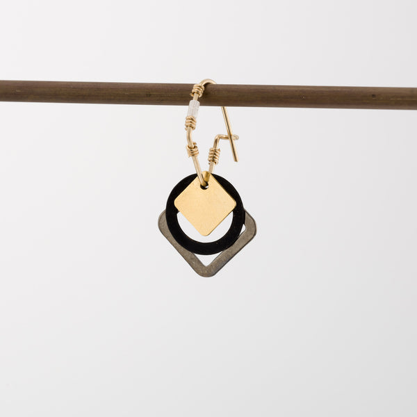 Geometric Earrings // #043
