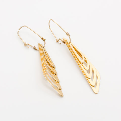 Geometric Earrings // #011