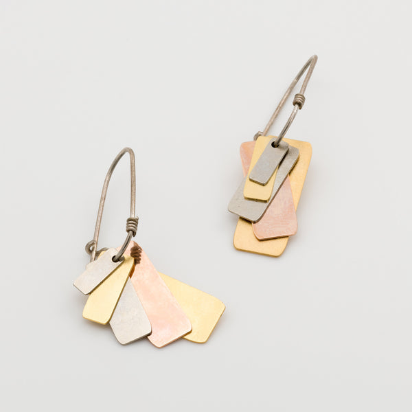 Geometric Earrings // #017
