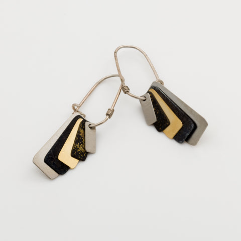 Geometric Earrings // #015