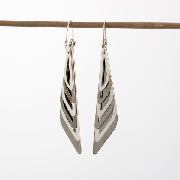 Geometric Earrings // #012