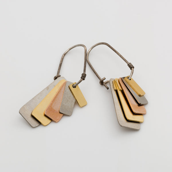 Geometric Earrings // #016