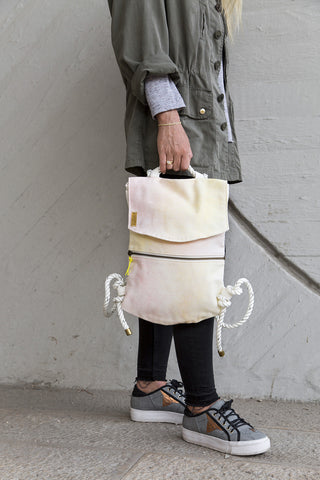 Frangipani Backpack // 406