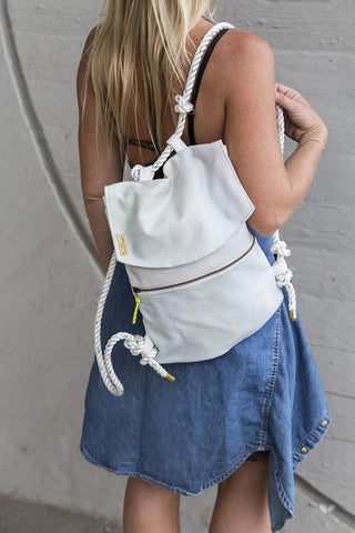 Frangipani Backpack // 402