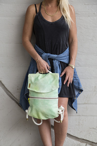 Frangipani Backpack // 407