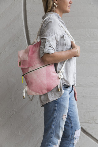 Frangipani Backpack // 400