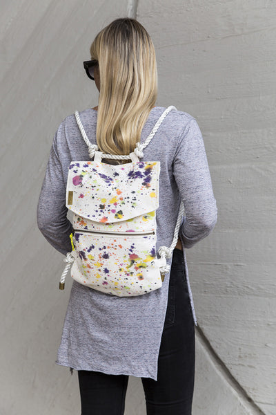 Frangipani Backpack // 405