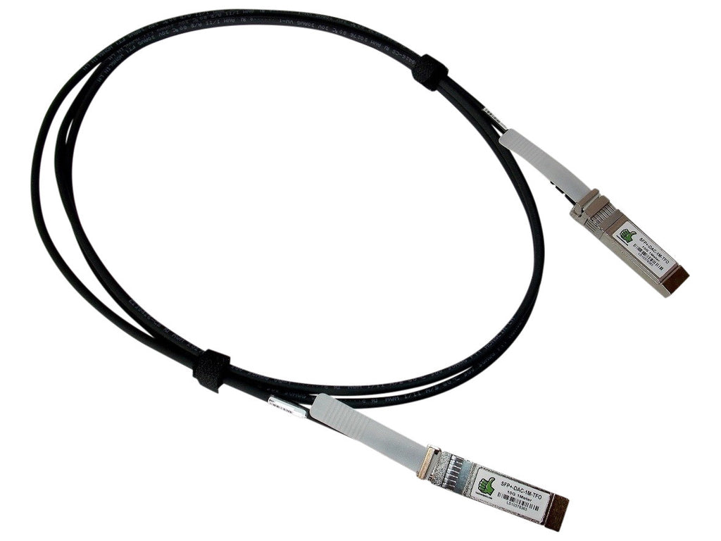 Sfp  Dac    10 Gigabit    1 0 Meter Sfp  Force10 Hp Brocade Juniper Alcatel