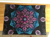 "Tapestry, 80"" x 58"" Cotton"