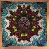 "Tapestry, 58"" x 58"" Cotton"