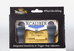 Xcaliber PS4 Adjustable Triggers - Trigger King