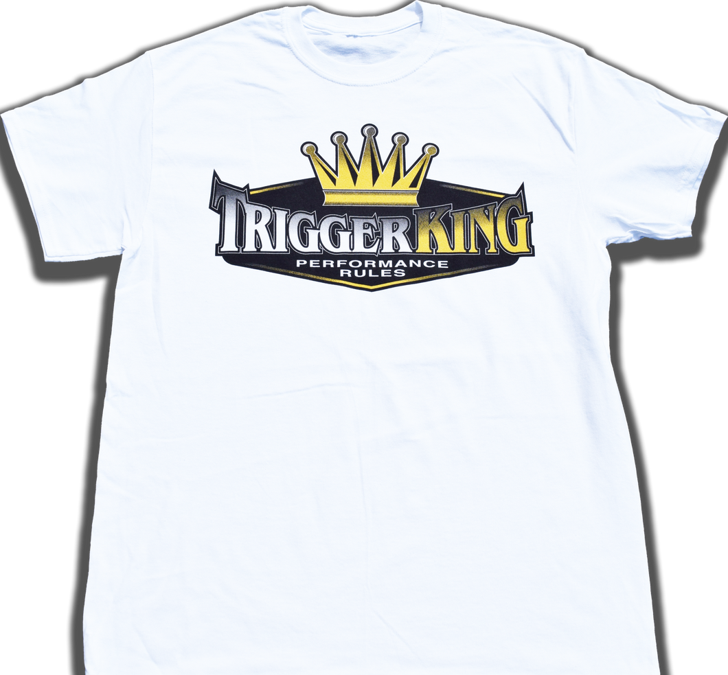 Short Sleeve Trigger King T-Shirt - Trigger King