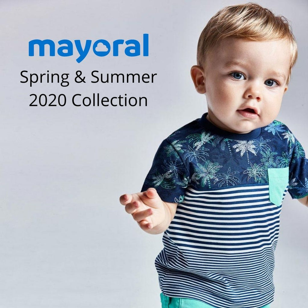 Mayoral Spring & Summer 2021