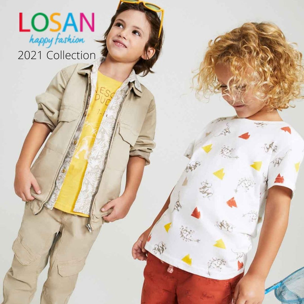 Losan 2021 Spring & Summer Collection