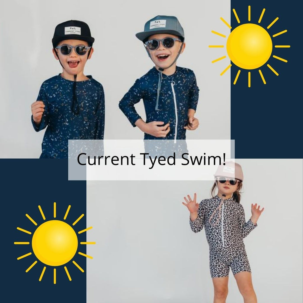 Current Tyed Swim 2021