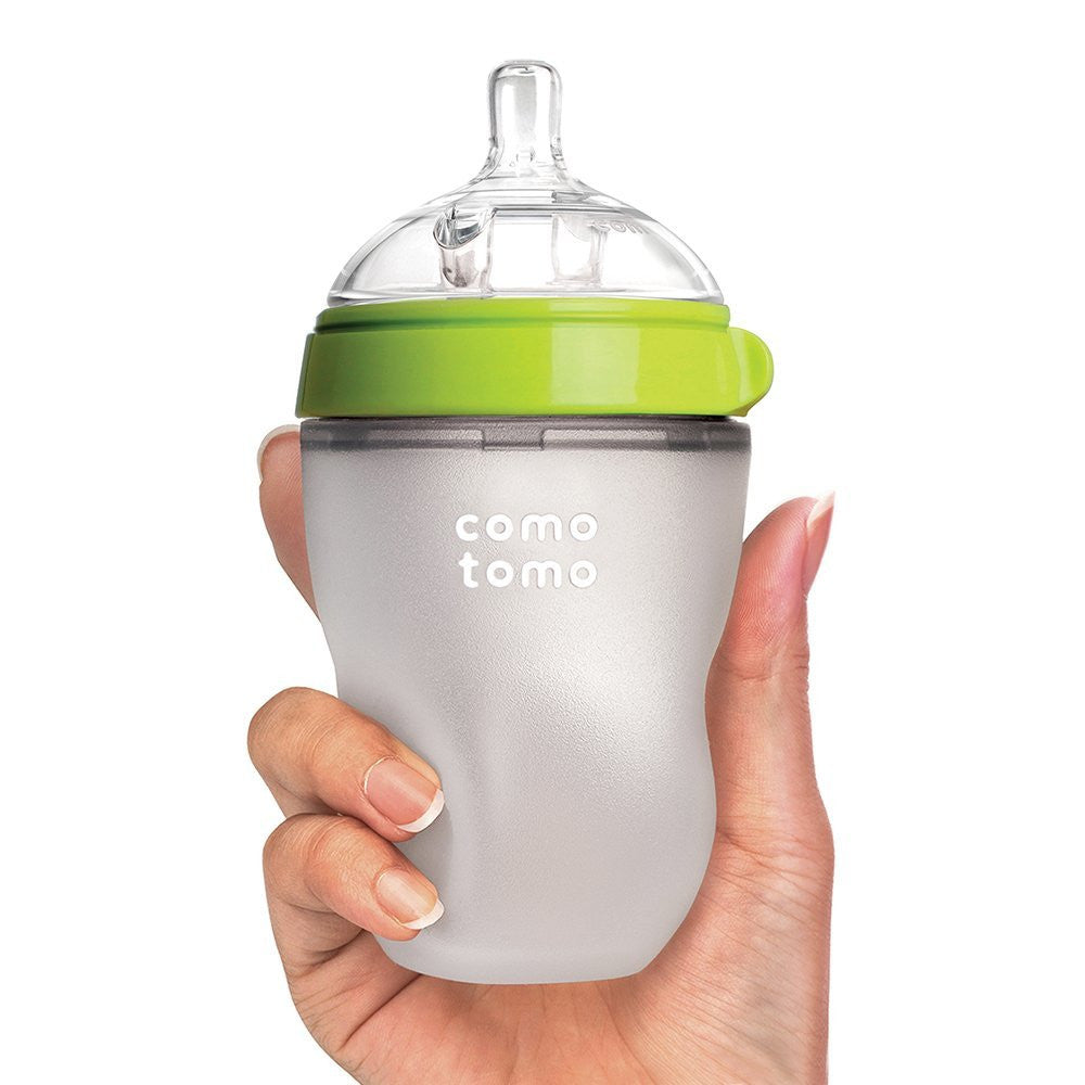 Comotomo Baby Bottle  8 oz Single