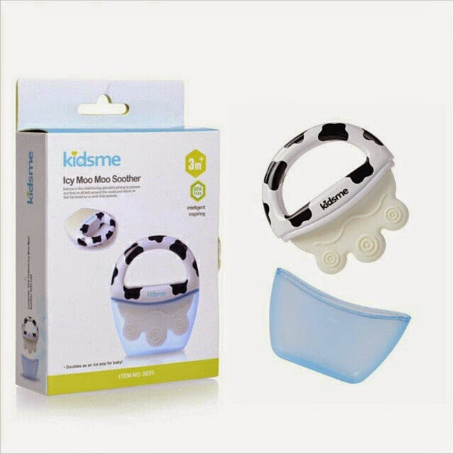 Kidsme Icy Moo Moo Teether