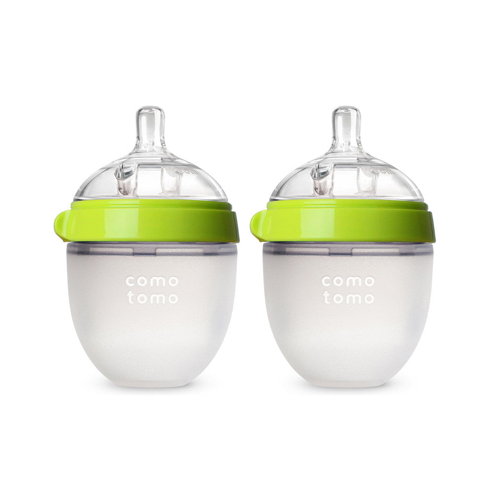 Comotomo Baby Bottle 5 oz Double