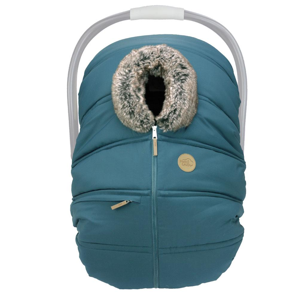 Petit Coulou Winter Baby Car Seat Covers
