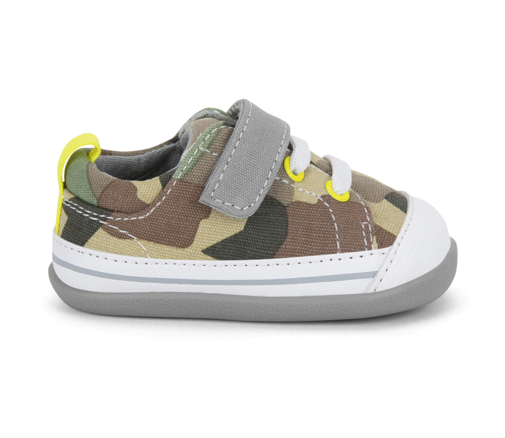 See Kai Run S/S20 Stevie II Infant Camo