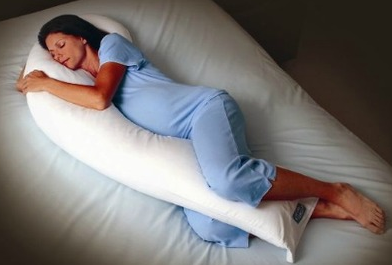 The DreamWeaver Full Body Pillow