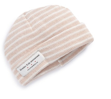 Krochet Kids Newborn Hat
