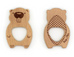 Pois et Moi Wooden Teether
