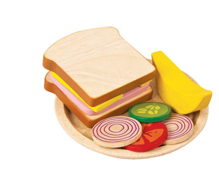 Plan Toys Sandwich Meal