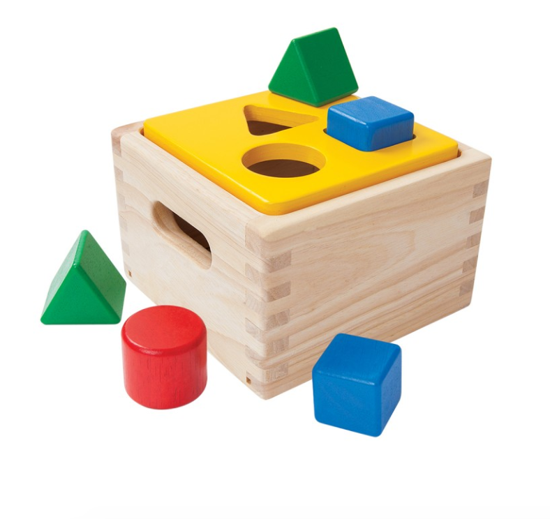 Plan Toys Shape & Sort It Out