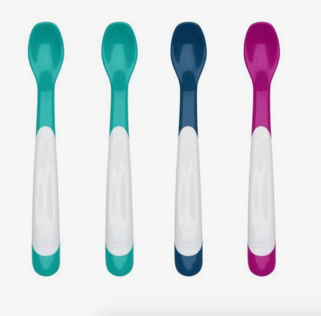 OXO tot Infant Feeding Spoon 4-Pack