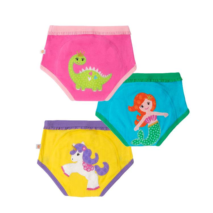 Zoocchini Organic Training Pants Fairy Tails