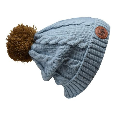 L&P Apparel Bobble Knitted Hat