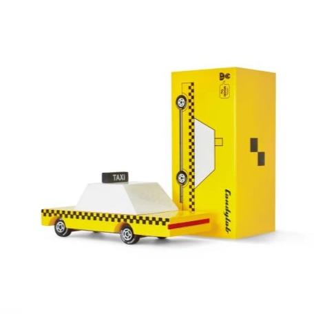 Candylab Candycar Yellow Taxi