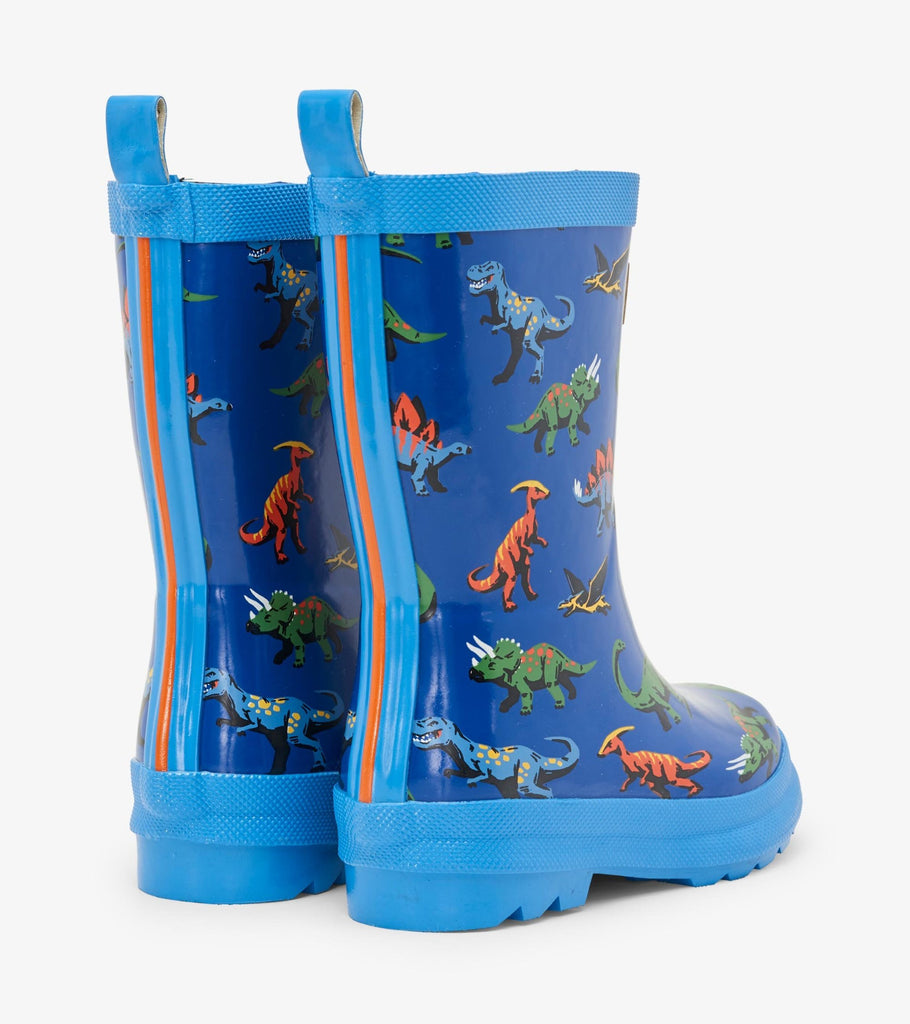 Hatley S/S21 Friendly Dinos Shiny Rain Boots