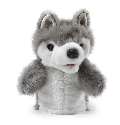 Folkmanis Puppets Little Wolf