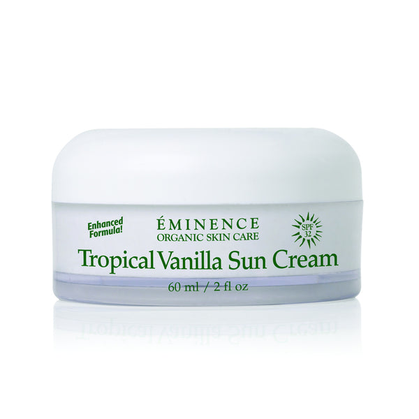 Tropical Vanilla Sun Cream SPF 32