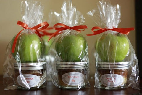 8) Fall Baby Shower Favors