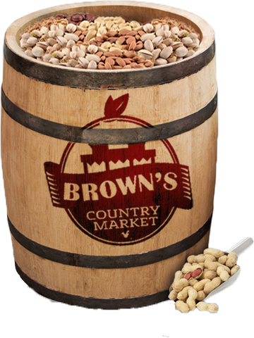 Customers trust Brown's Country Market to deliver the freshest and tastiest products this side of the Mississippi!