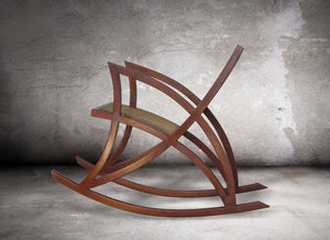 let's rock handmade rocking chair