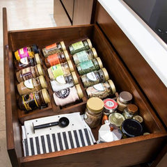 functional kitchen cabinet drawer