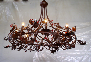 Authum Chandelier