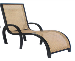 Horse Shoe Chaise Long Chair