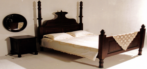 Hungarian  Bed