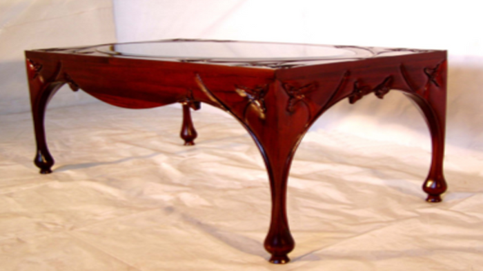 Orchid Coffee Table