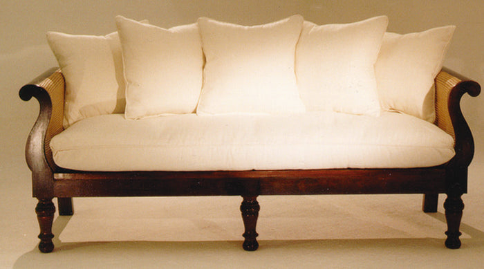 Plantation Cushion Sofa