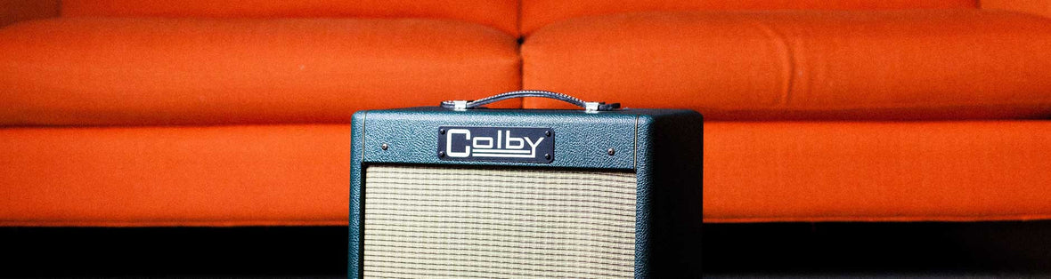 Colby Amplification Dealer - The Music Zoo