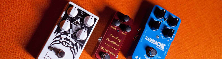 Pedals & Effects | The Music Zoo