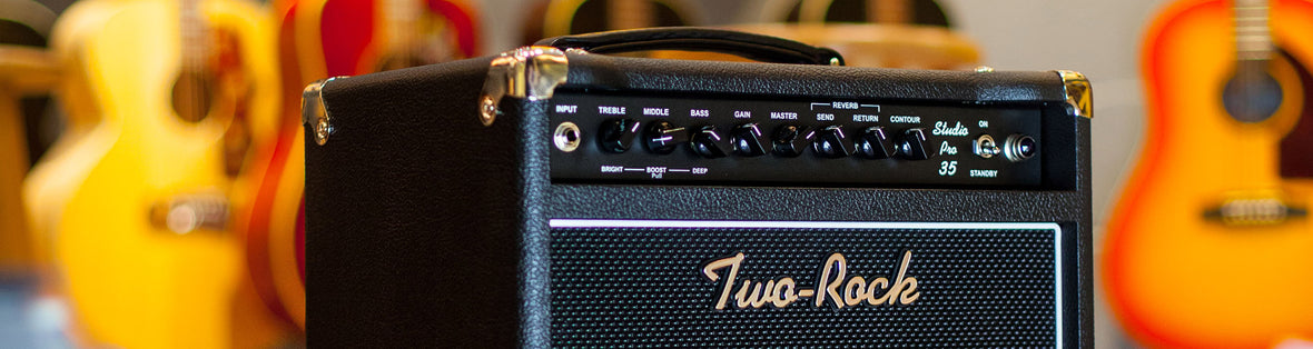 Two Rock Amplifiers Dealer - The Music Zoo