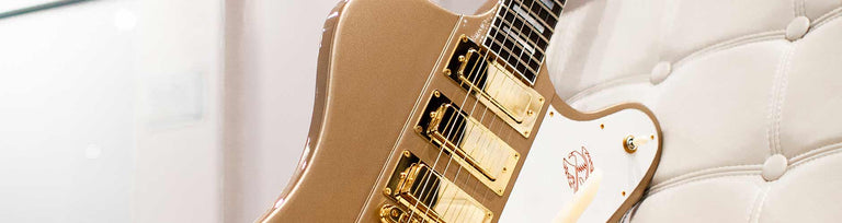 Used and Vintage Electric Guitars