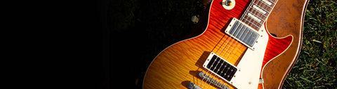 Gibson Custom Shop Sold Archive